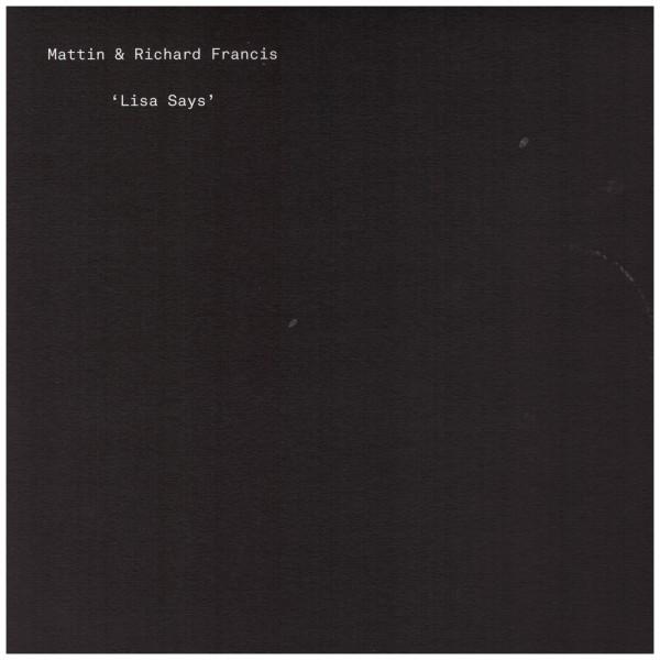 Mattin & Richard Francis