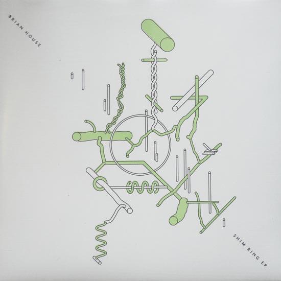 Brian House: Shim Ring EP