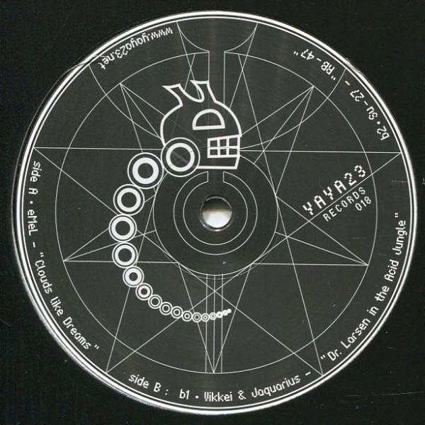 Èmèl, Vikkei, Jaquarius, SU-27: Pathfinder EP
