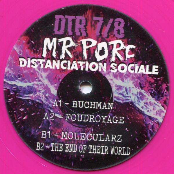 Mr. Porc: Distanciation Sociale