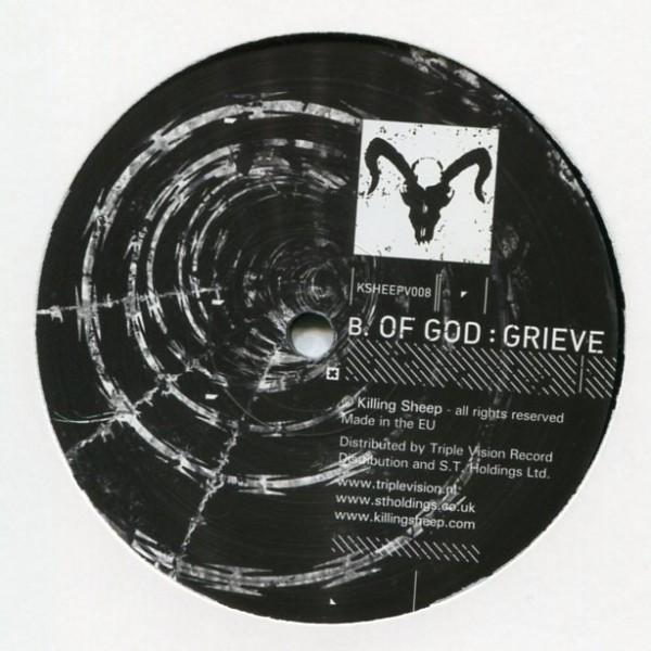 Donny/Of God: Amputation/Grieve