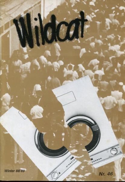 Wildcat 46 - Winter 88/89