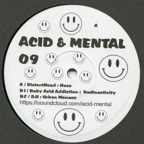 V/A: Acid & Mental 09