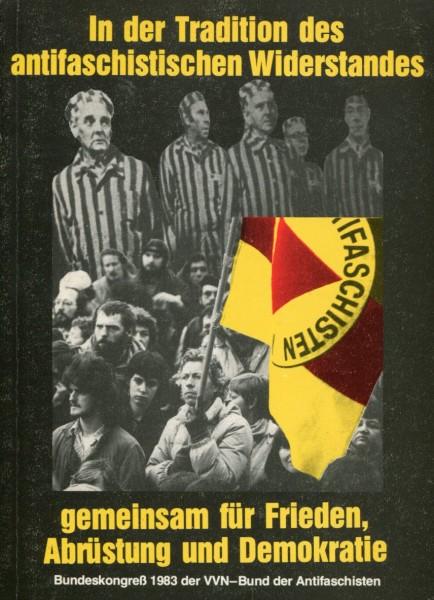 Kurt Erlebach (Hg.): In der Tradition des antifaschistischen Widerstandes