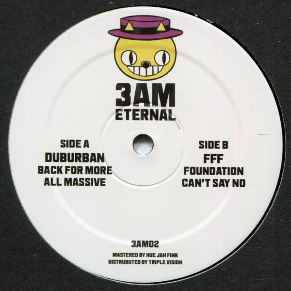 Duburban/FFF split EP
