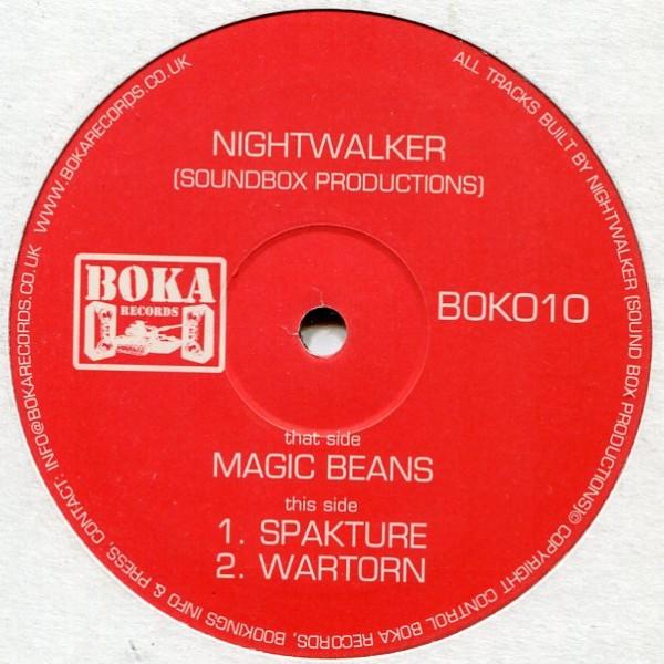 Nightwalker: Magic Beans